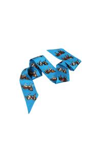 """petit tie scarf (4 design) <br> <font color=#82C7E4 size=""""1.9"""" face=verdana>COLOR ADD</font>"""