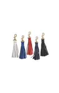 tassle key fob <br> (5 colors)