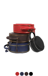 "FEBETTA tambourine bag (2 types) <br> (4 colors) <br> <font color=#ff9999 size=""1.9"" face=verdana>BEST BUY</font>"