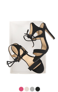 [GOOD PRICE] AZZURA lace-up sandals