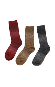 tone-on-tone gradation socks <br> (5 colors)