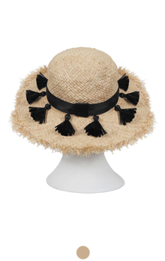 UTG raffia hat # 08
