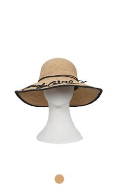 UTG raffia hat # 02