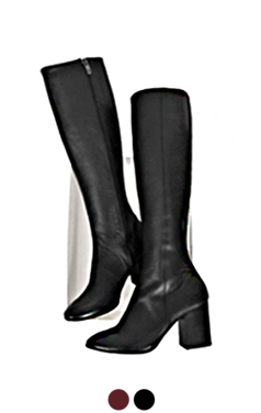 "so basic leather boots <br> <font color=#ff9999 size=""1.9"" face=verdana>BEST BUY</font>"