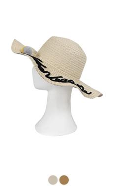 UTG raffia hat # 12
