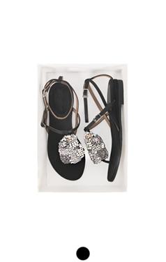 crystal embelished satin sandals