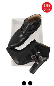 [GOOD PRICE] <br> TOGA cowboy ankle boots <br> (2 colors)