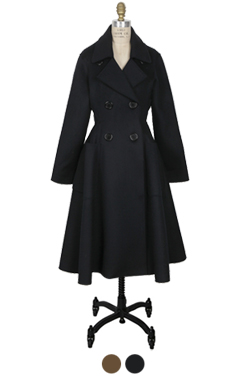"NEO ELEGANT COAT <br> <font color=#82C7E4 size=""1.9"" face=verdana>RESTORE / COLOR ADD</font>"