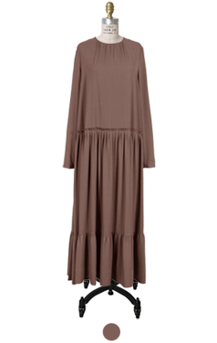 maxi negligee dress