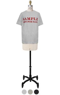 SAMPLE printed tee