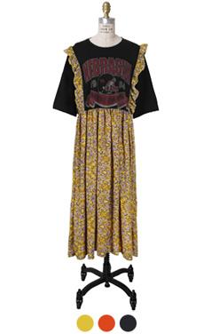 holland layer jumper dress