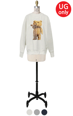 "UTG teddybear sweatshirts (2017) <br> <font color=#82C7E4 size=""1.9"" face=verdana>SALE</font>"