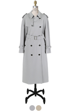 essential soft trench coat