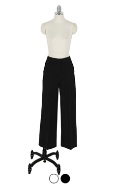 perfect fit wide pants