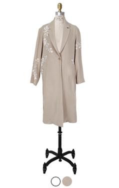 Primrose midi jacket