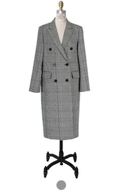 favorite double-brested spring coat