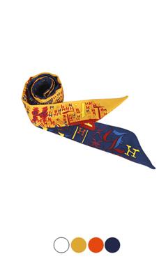 Petit tie scarf <br> (4 colors)