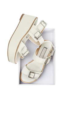 Favorite simply platform sandals