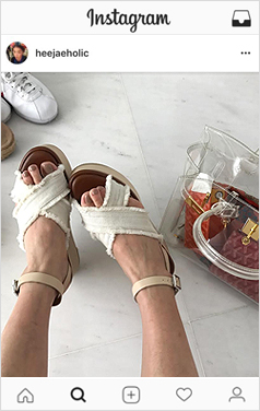 Favorite canvas sandals