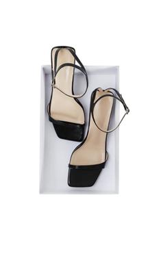 "Favorite strappy kitten sandals <br> <font color=#ff9999 size=""1.9"" face=verdana>BEST BUY</font>"
