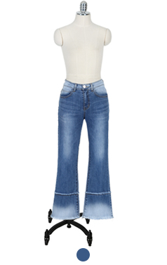 Ice touch ankle denim
