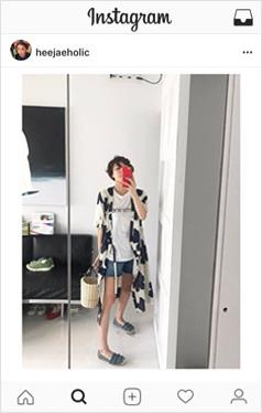 Easy fit denim shorts