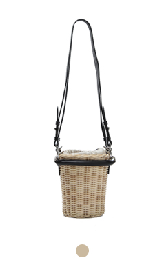 LUXE BASKET BAG