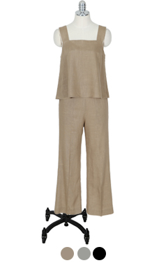 (Encore) favorite linen pants 2pcs