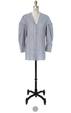 Linen sailor shirts